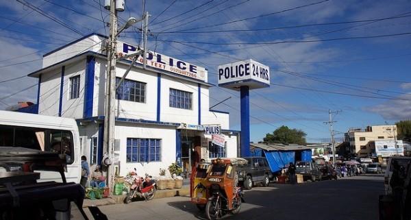 海外の警察署