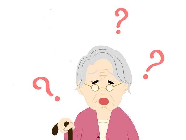 おばあちゃんに道を聞かれる